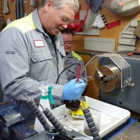 Air NZ Electroplating Training