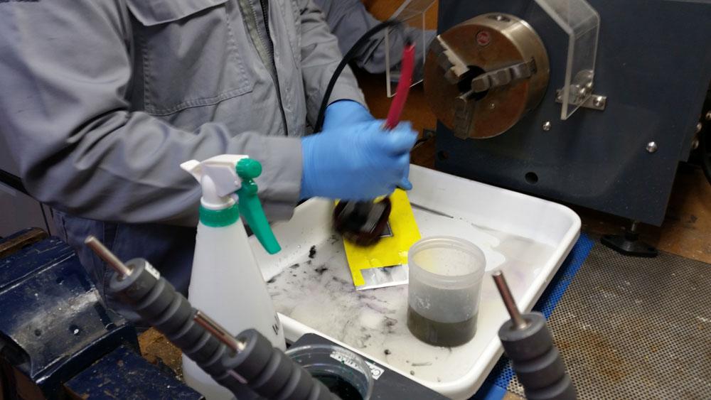 Testimonial – TEI – Sifco LDC Selective Brush Electroplating